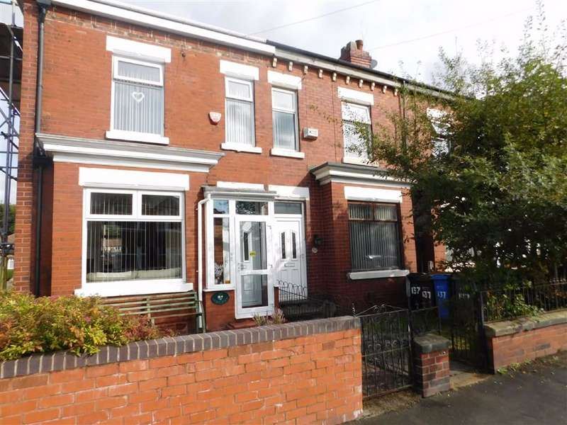 3 Bedrooms End Of Terrace House for sale in Turncroft Lane, Offerton, Stockport