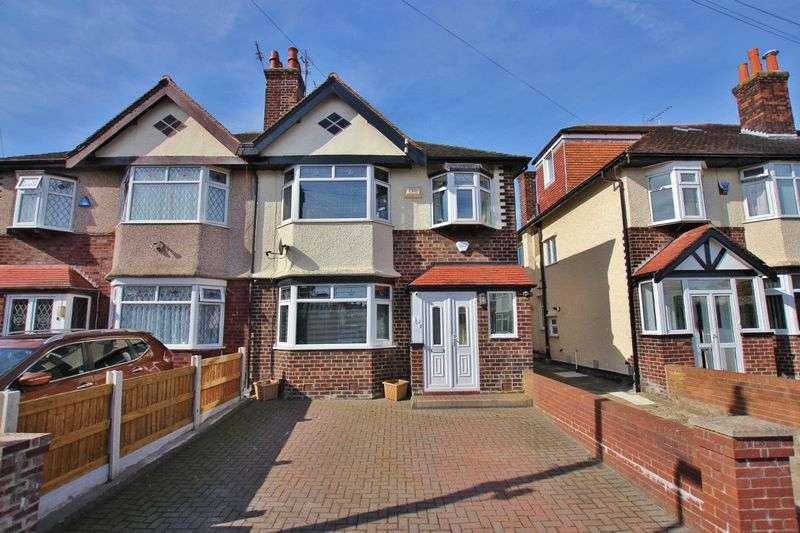 5 Bedrooms Property for sale in Beverley Road, Wallasey, Wirral