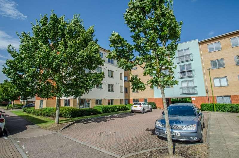 2 Bedrooms Apartment Flat for sale in Kilby Road, Stevenage, Hertfordshire, SG1