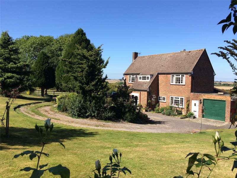 3 Bedrooms Detached House for sale in Old Malthouse Lane, Ford,, Salisbury, SP4