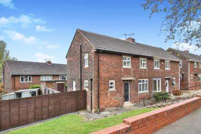 3 Bedrooms Semi Detached House for sale in Portal Grove, Burnley, Lancashire