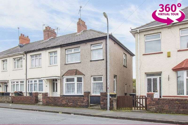 3 Bedrooms Property for sale in Conway Road, Newport