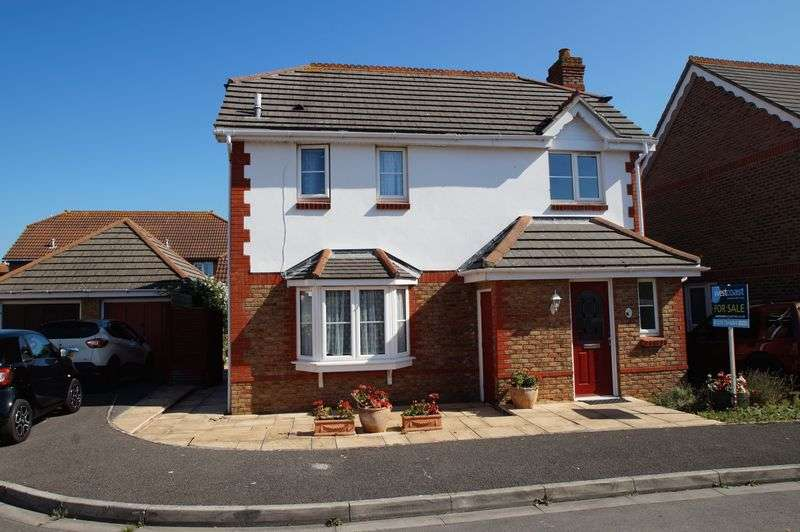 3 Bedrooms Property for sale in Spaxton Close, Burnham-On-Sea