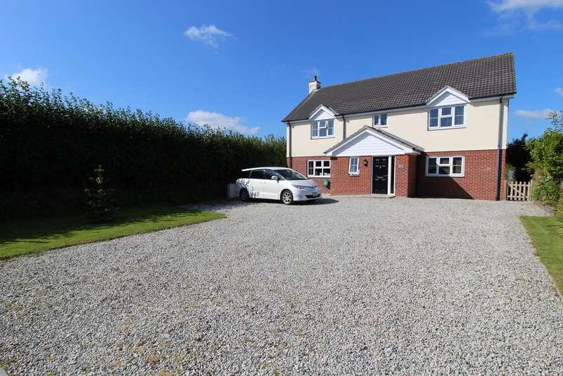 4 Bedrooms Property for sale in 23 Cottage Gardens Lewannick Launceston PL15 7QB