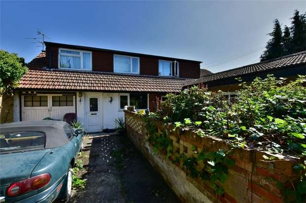 6 Bedrooms Semi Detached House for sale in Springfield Road, SLOUGH, Berkshire