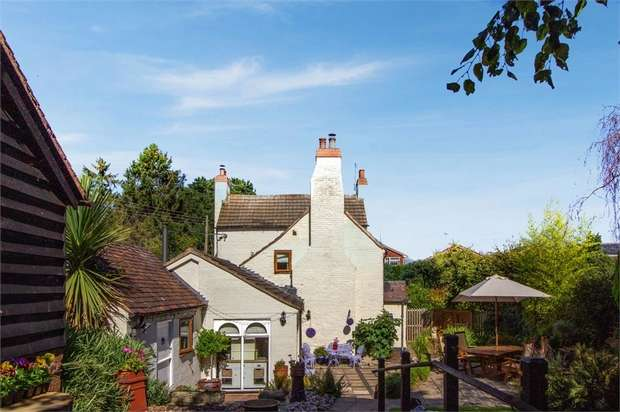 4 Bedrooms Detached House for sale in Inn Lane, Hartlebury, Kidderminster, Worcestershire