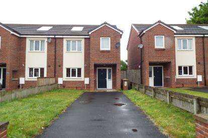 3 Bedrooms Semi Detached House for sale in Belvedere, Road, Newton-Le-Willows, Merseyside