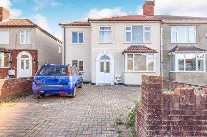 5 Bedrooms Semi Detached House for sale in Rodney Walk, Kingswood, Bristol, South Gloucester