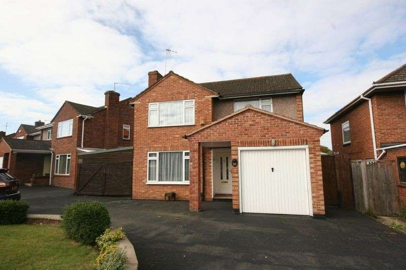 3 Bedrooms Detached House for sale in Lilliesfield Avenue, Barnwood, Gloucester