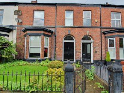 4 Bedrooms Terraced House for sale in Mottram Road, Hyde, Greater Manchester, .