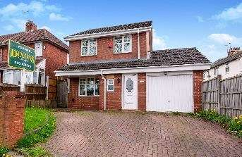 3 Bedrooms Detached House for sale in Hales Lane, Smethwick, West Midlands