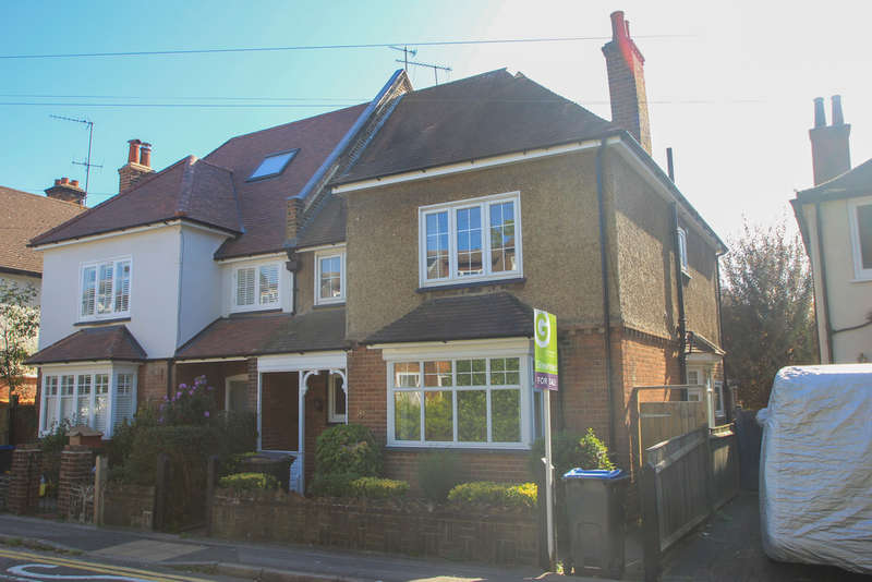 4 Bedrooms Semi Detached House for sale in Glenbuck Road, Surbiton