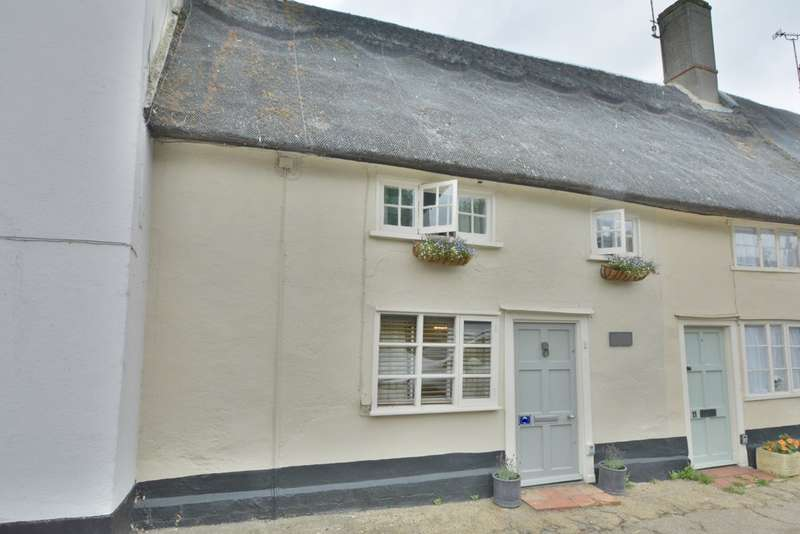 1 Bedroom Cottage House for sale in Lambseth Street, Eye