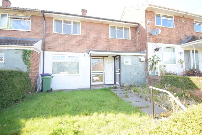 2 Bedrooms Terraced House for sale in Laybourne Close, Pontnewydd, Cwmbran, NP44