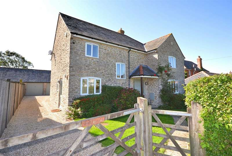 4 Bedrooms Detached House for sale in Long Bredy, Dorchester