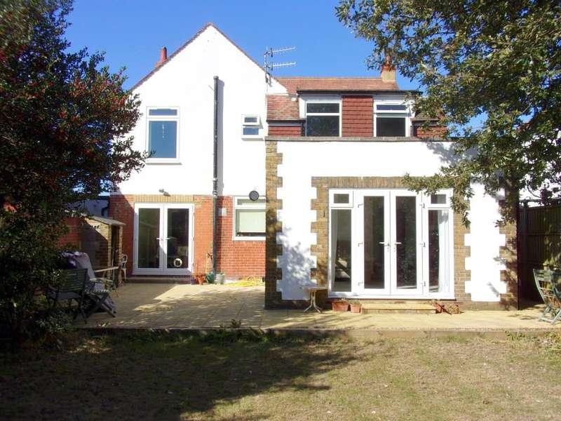 4 Bedrooms Detached House for sale in Upper Shoreham Road, Shoreham, West Sussex, BN43 5NB