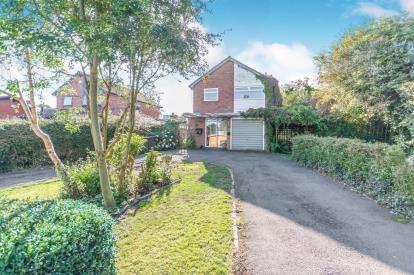 3 Bedrooms Detached House for sale in Dorville Close, Kings Norton, Birmingham, West Midlands