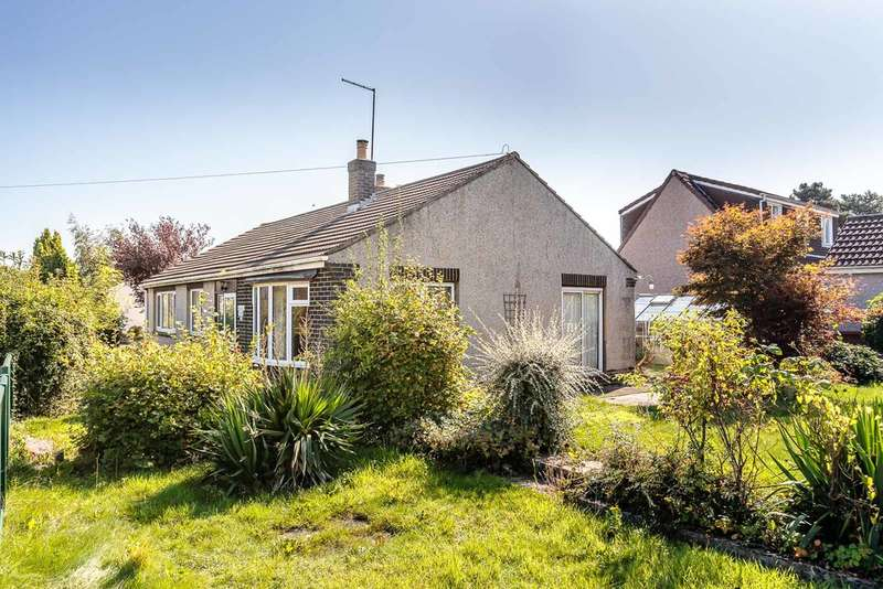 3 Bedrooms Detached Bungalow for sale in Townsend Close, St. Briavels, Coleford