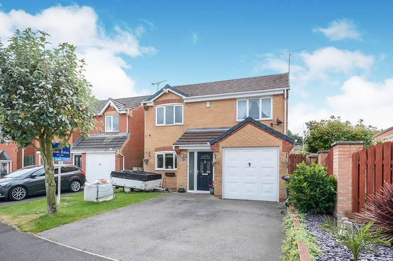 4 Bedrooms Detached House for sale in Ashton Road, Clay Cross, Chesterfield, Deryshire, S45