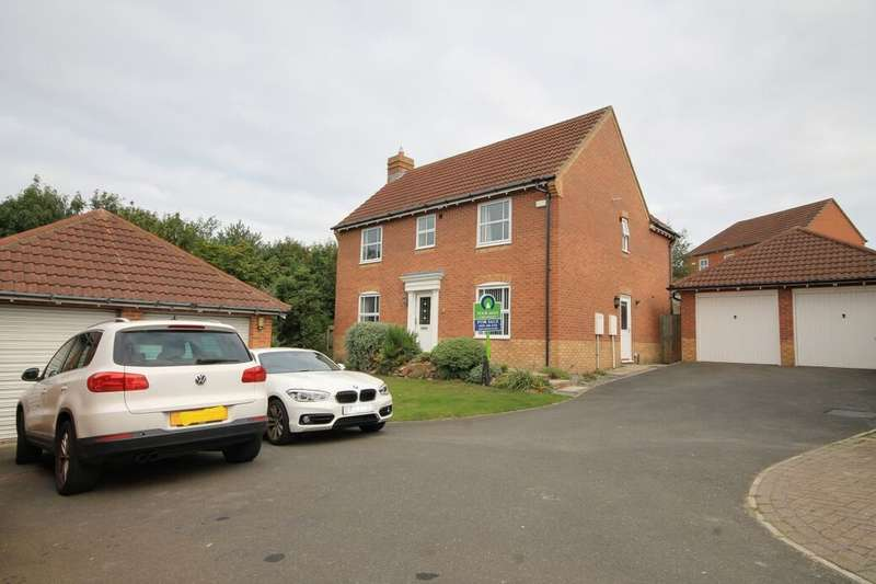 4 Bedrooms Detached House for sale in Bewicke View, Birtley, Chester Le Street, DH3