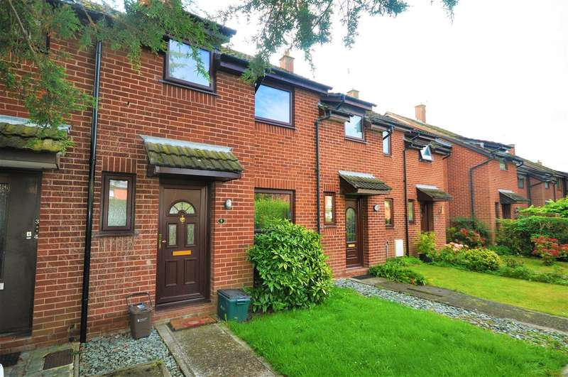 3 Bedrooms Terraced House for sale in Mill Cross, Waverton, Chester