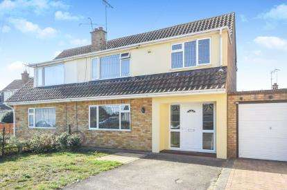 4 Bedrooms Semi Detached House for sale in Rochford, Essex, .