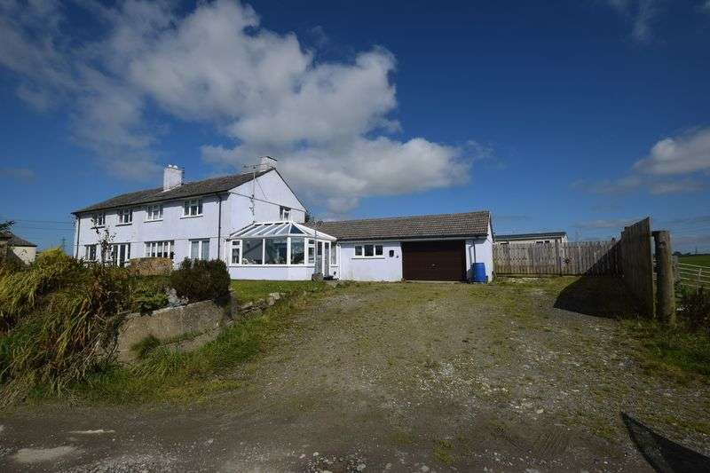 3 Bedrooms Property for sale in Hendraburnick, Davidstow