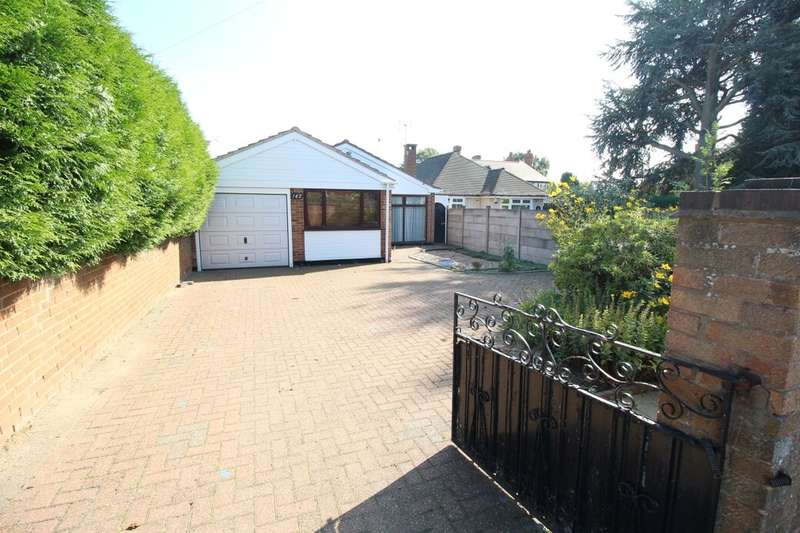 3 Bedrooms Detached Bungalow for sale in Coventry Road, Nuneaton, CV10