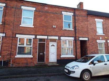 3 Bedrooms Terraced House for sale in Vernon Avenue, Bulwell, Nottingham, Nottinghamshire