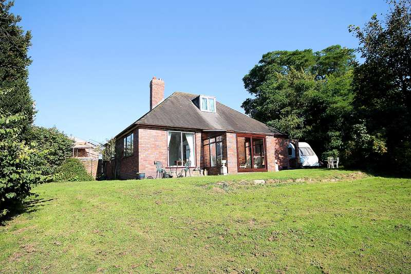3 Bedrooms Detached House for sale in Cliff Hall Lane, Cliff, Tamworth, B78 2DR