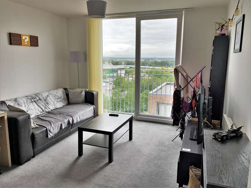1 Bedroom Apartment Flat for sale in 5 Stillwater Drive, Manchester, M11 4TF