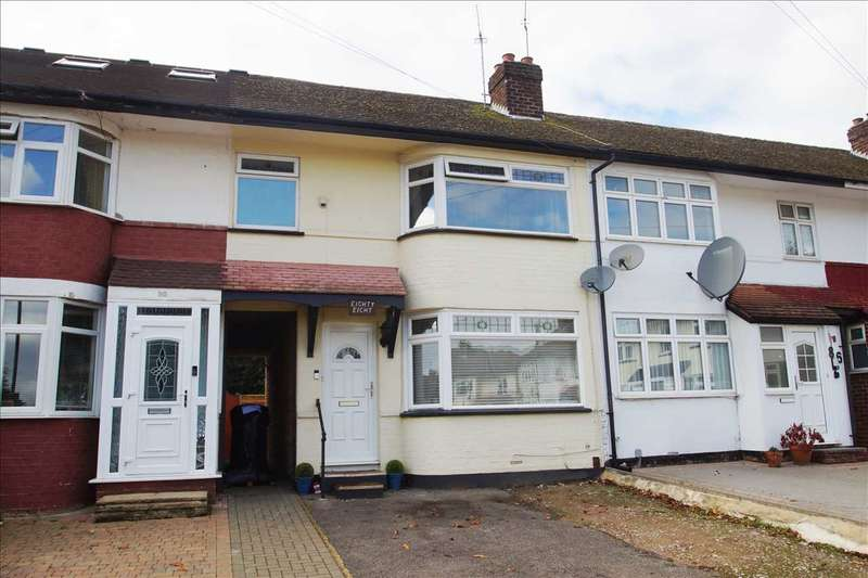 3 Bedrooms Terraced House for sale in Stanhope Road, Cippenham