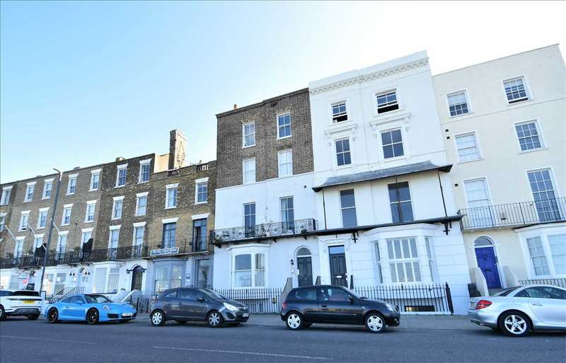 1 Bedroom Apartment Flat for sale in Fort Crescent, Margate