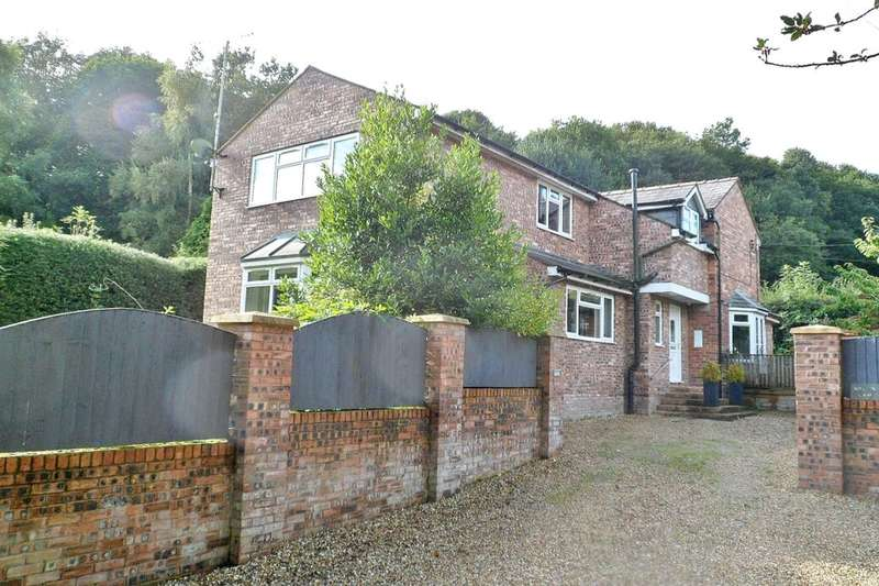 4 Bedrooms Detached House for sale in Singrett Hill, Llay, Wrexham, LL12