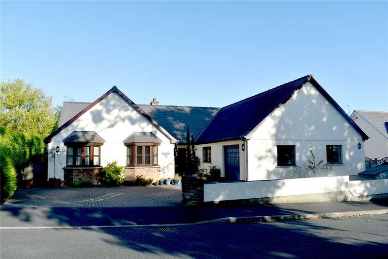 4 Bedrooms Detached Bungalow for sale in Michaels Walk, Cosheston, Pembroke Dock