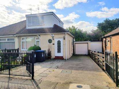 2 Bedrooms Bungalow for sale in Eastbourne Gardens, Middlesbrough