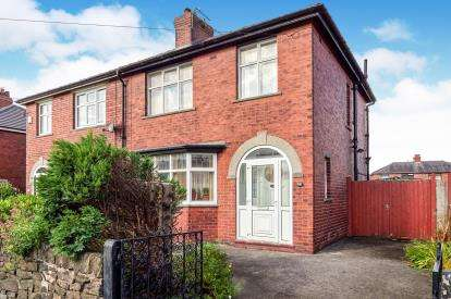 3 Bedrooms Semi Detached House for sale in Cheetham Hill Road, Dukinfield, Greater Manchester, United Kindgom