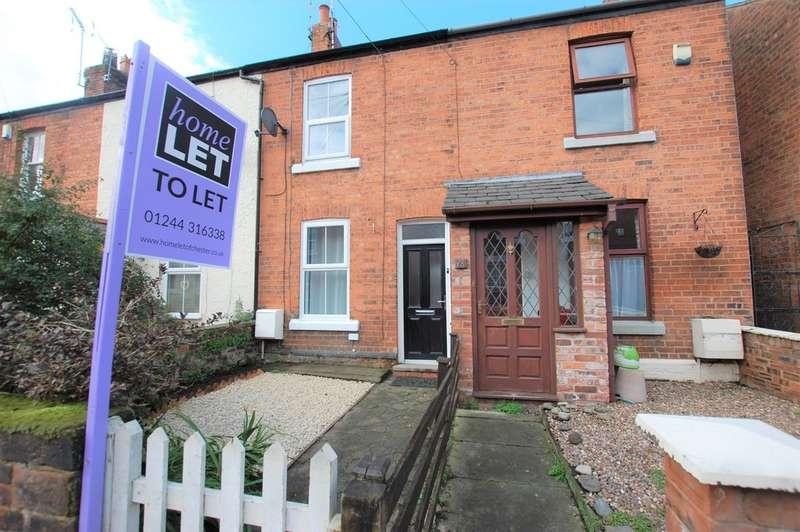 2 Bedrooms Terraced House for rent in Bradford Street, Handbridge