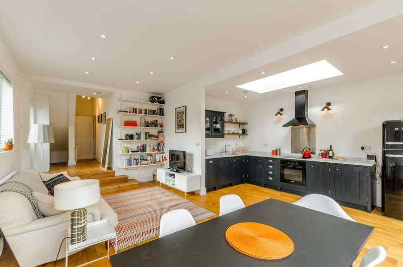 2 Bedrooms Flat for rent in Martell Road, West Dulwich, SE21