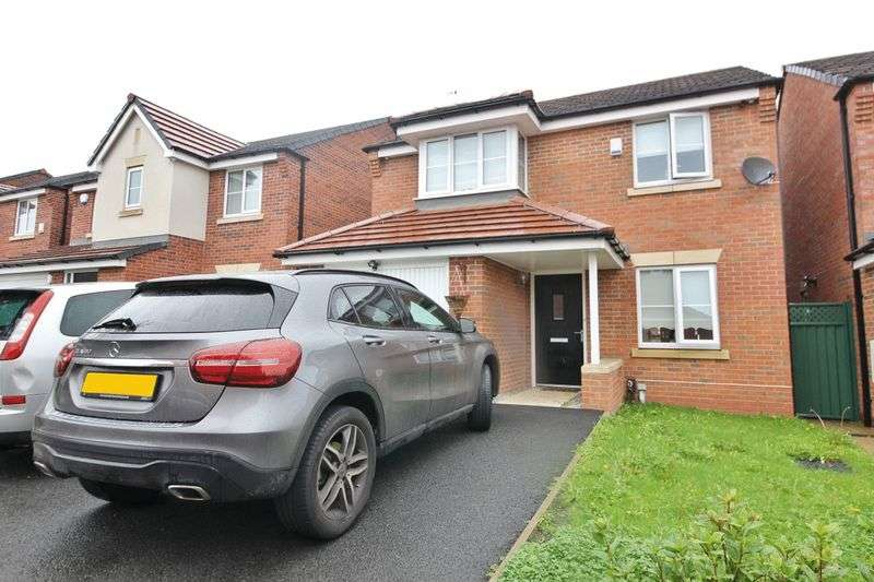 3 Bedrooms Property for sale in Ericsson Drive, Broadgreen, Liverpool, L14