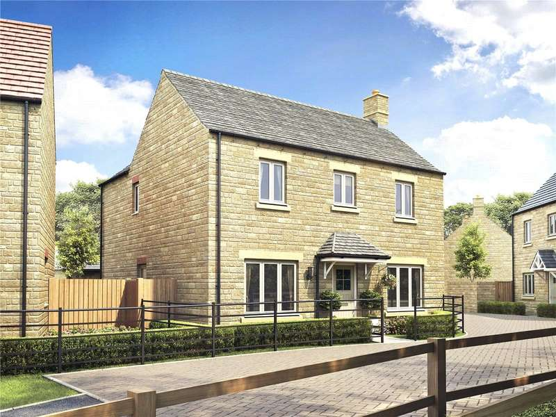 4 Bedrooms Detached House for sale in Willow Green, Willersey, Broadway, Gloucestershire, WR12