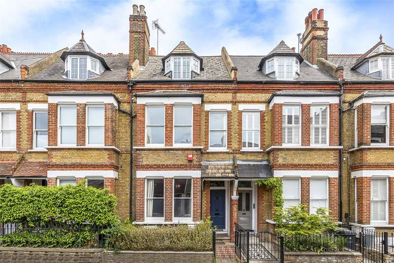 4 Bedrooms Terraced House for sale in Rectory Grove, London, SW4