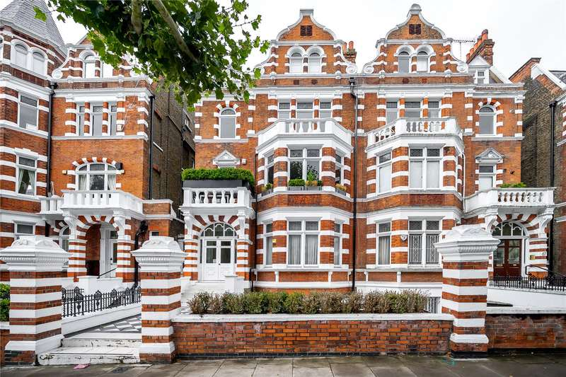 2 Bedrooms Flat for sale in Hamilton Terrace, St Johns Wood, London, NW8