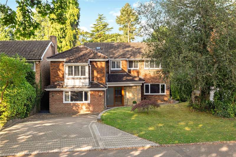 5 Bedrooms House for sale in Roman Road, Dorking, Surrey, RH4