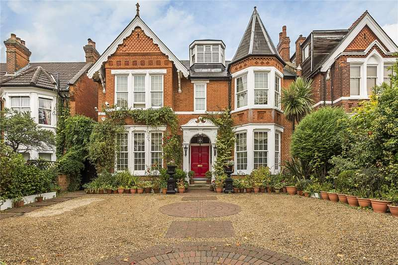8 Bedrooms Detached House for sale in Park Hill, Ealing, W5