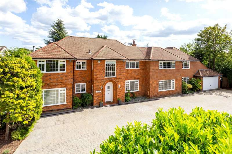 6 Bedrooms Detached House for sale in Ruxley Crescent, Claygate, Esher, Surrey, KT10