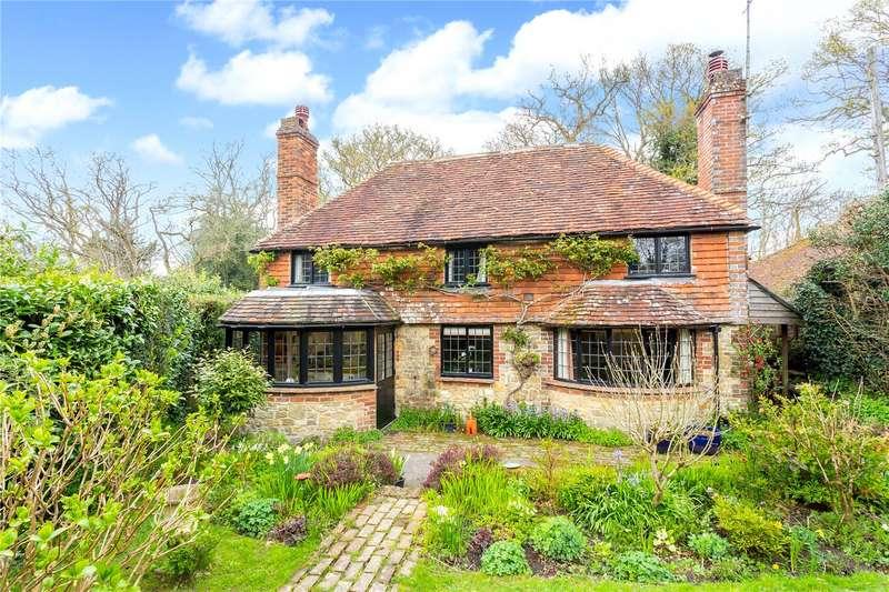4 Bedrooms Detached House for sale in Ropes Lane, Fernhurst, Haslemere, Surrey, GU27