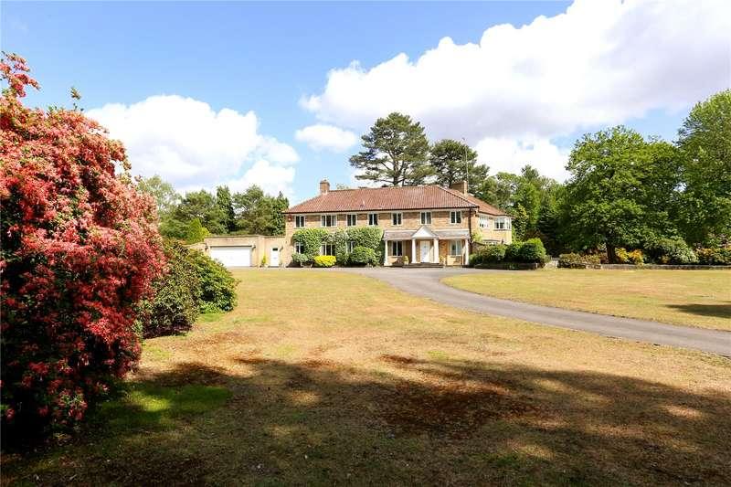 6 Bedrooms Detached House for sale in Wheatsheaf Enclosure, Liphook, Hampshire, GU30