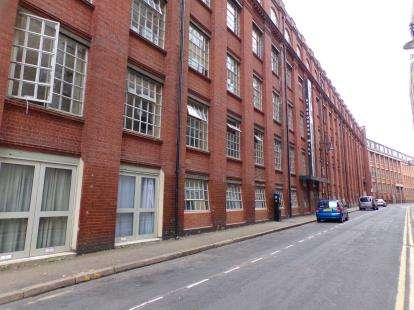 1 Bedroom Flat for sale in St Georges Mill, 11 Humberstone Road, Leicester, Leicestershire
