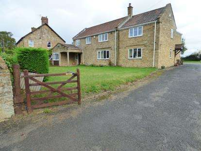 5 Bedrooms Detached House for sale in Coat, Martock, Somerset